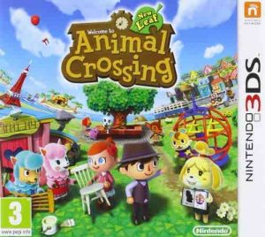 Animal Crossing New Leaf roms