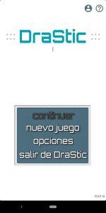 DraStic DS emulator per android