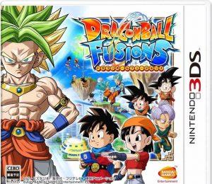 Dragon Ball Fusions ROM