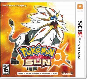 Pokemon Sun ROM