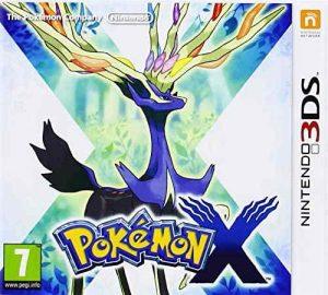 Pokemon X ROM