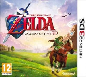 The Legend of Zelda Ocarina of Time 3D ROM